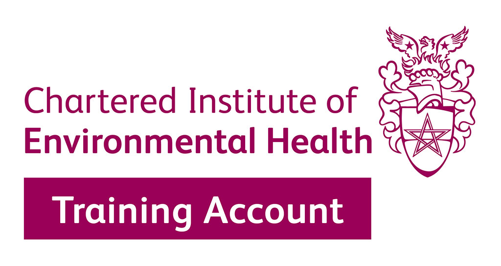 Chartered institute of environmental health training account