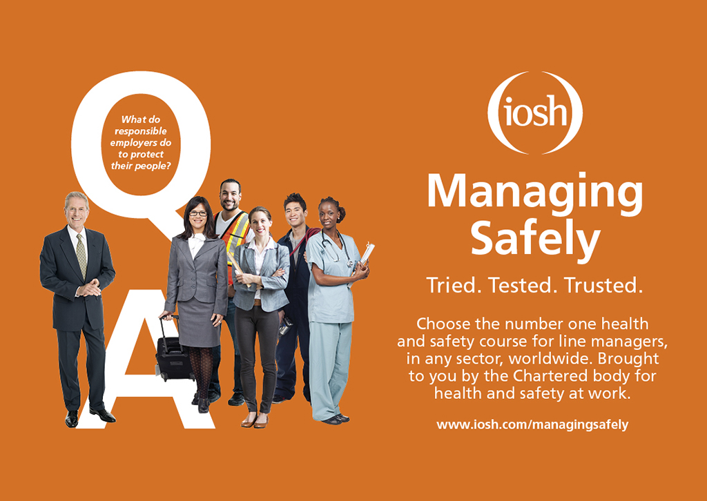 IOSG Managing Safely courses